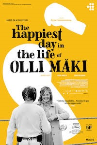 The Happiest Day in the Life of Olli Maki (2016, Fin/Swe/Ger, 92 mins, 12A) - subtitled