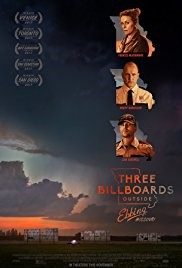THREE BILLBOARDS OUTSIDE EBBING, MISSOURI (15) - 2017 UK/USA 115 mins- SOLD OUT!