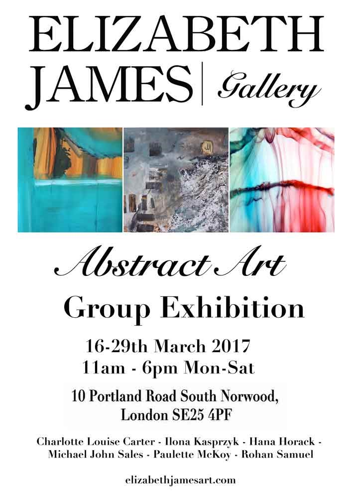 Abstract Art - Group Exhibition