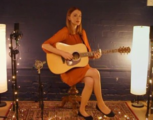 Siân Eden at Croydon Folk Club, Monday 24th September