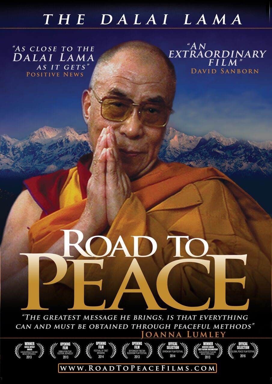ROAD TO PEACE (U) - 2012 UK 65 min - Croydon Festival of Peace screening, plus Q&A