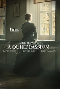 A Quiet Passion (2016, UK/Bel, Dir Terrence Davies, 125 mins,12A)