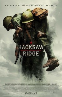 Hacksaw Ridge (2016 USA/Aus, Dir: Mel Gibson, 139 mins 15) - partially subtitled
