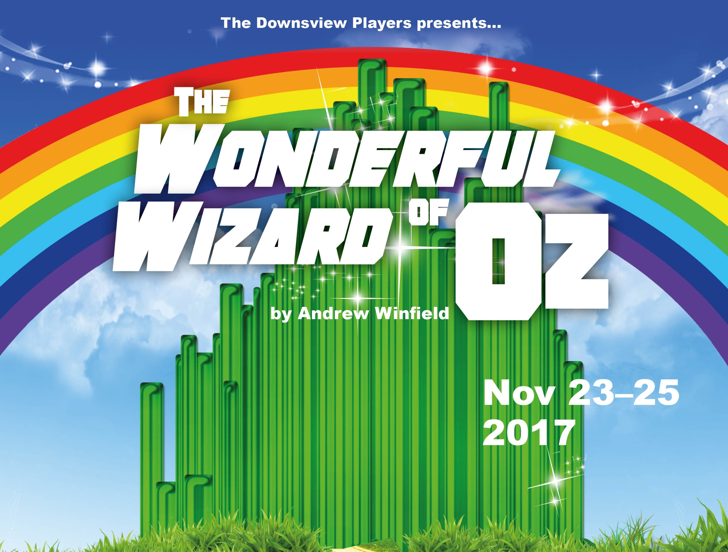 The Wonderful Wizard of Oz - the panto