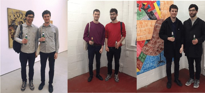 ARTISTS LUNCHTIME CRIT // Free Artist Feedback led by Rice + Toye