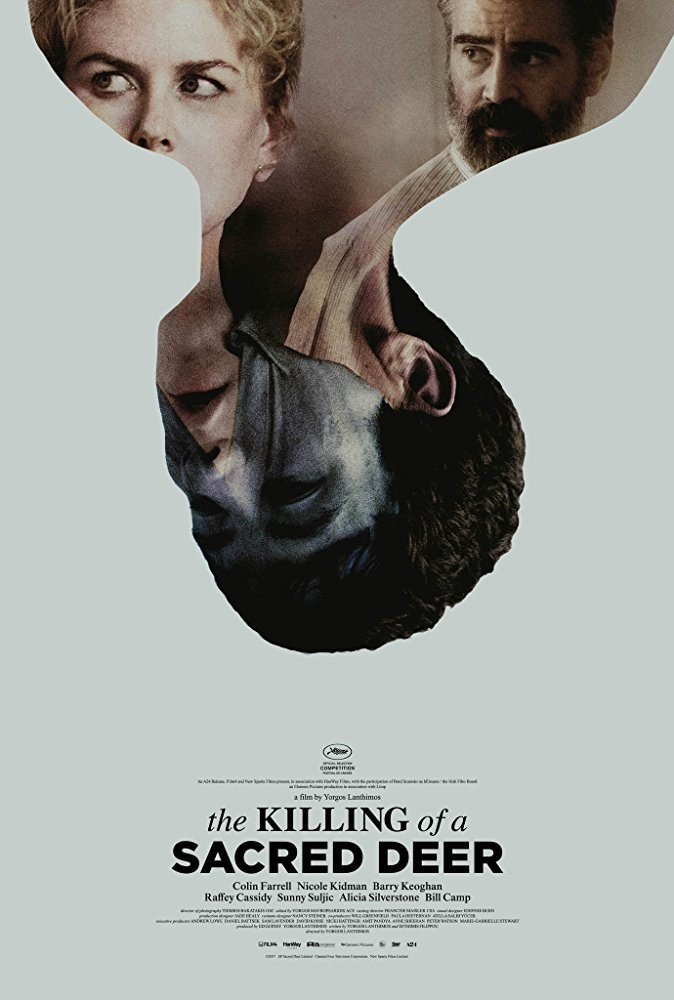 THE KILLING OF A SACRED DEER (15) - 2017 UK/USA/Ire 121 min