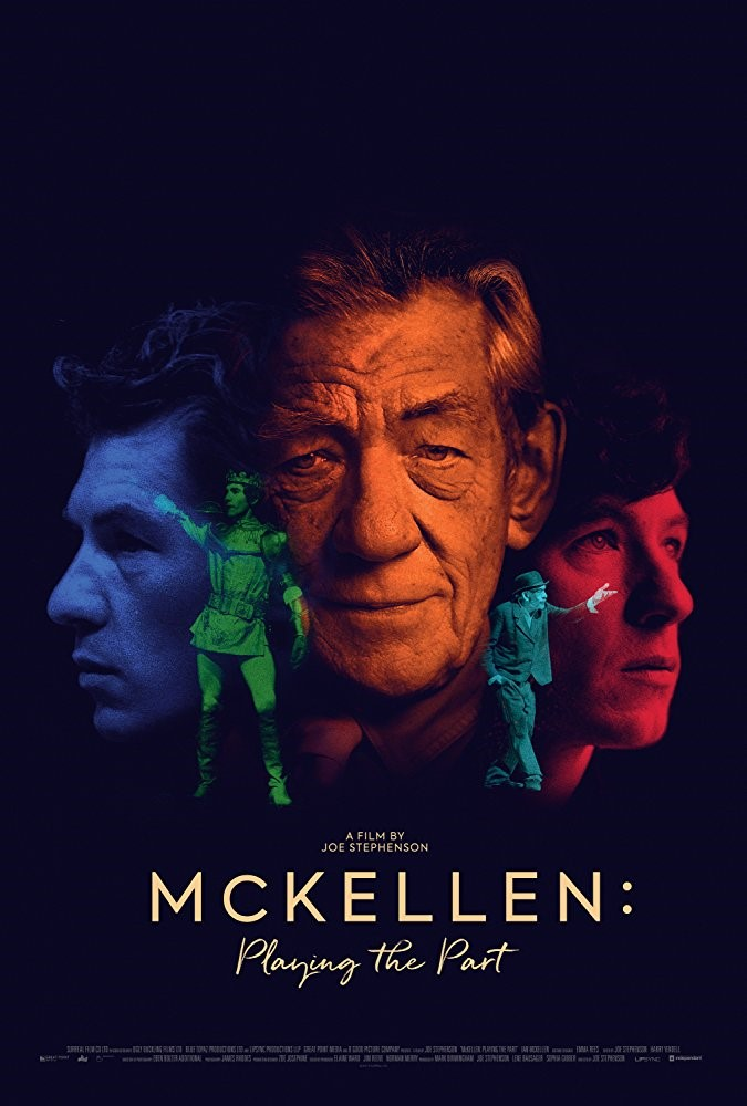 MCKELLEN: PLAYING THE PART (12A) - 2017 UK 92 min