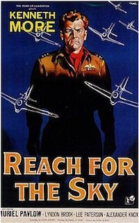 Reach For The Sky (1956, UK, 135 mins, U) - in association with Kenley Revival Project