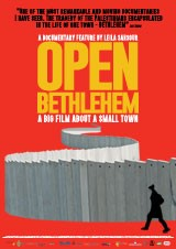 OPEN BETHLEHEM (PG) - 2014 Palestine/UAE/UK/USA 90 min - partially subtitled, plus Q&A