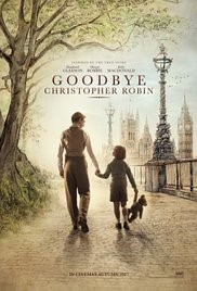 Goodbye Christopher Robin (2017, UK, Dir. Simon Curtis, 107 mins, PG)