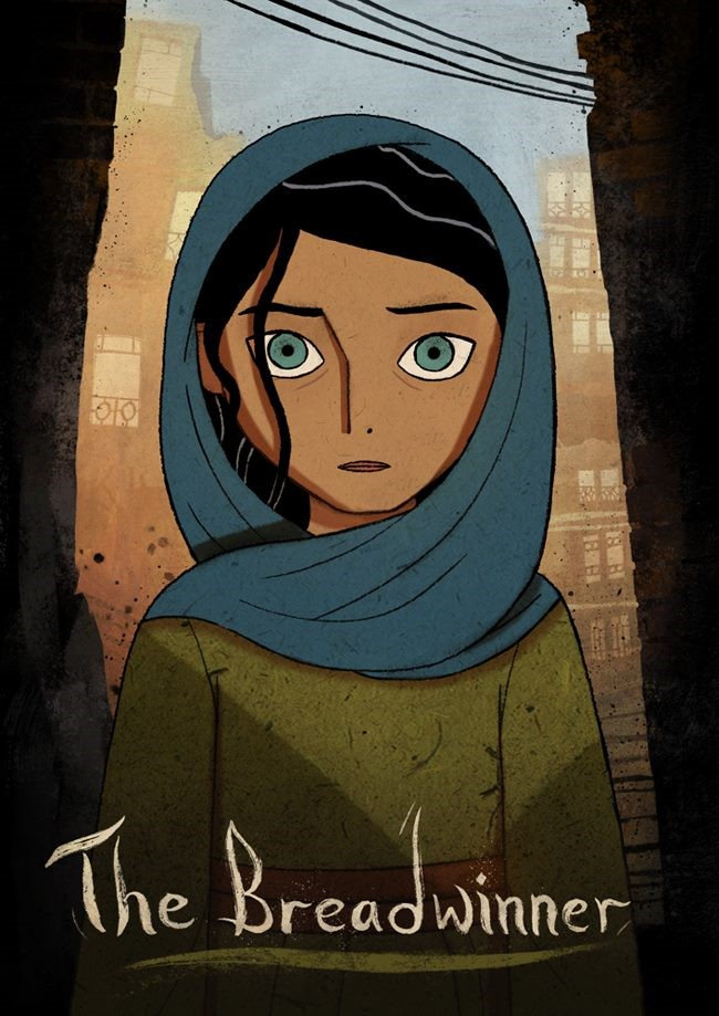 THE BREADWINNER (12A) – 2017 Eire/Can/Lux 94 min