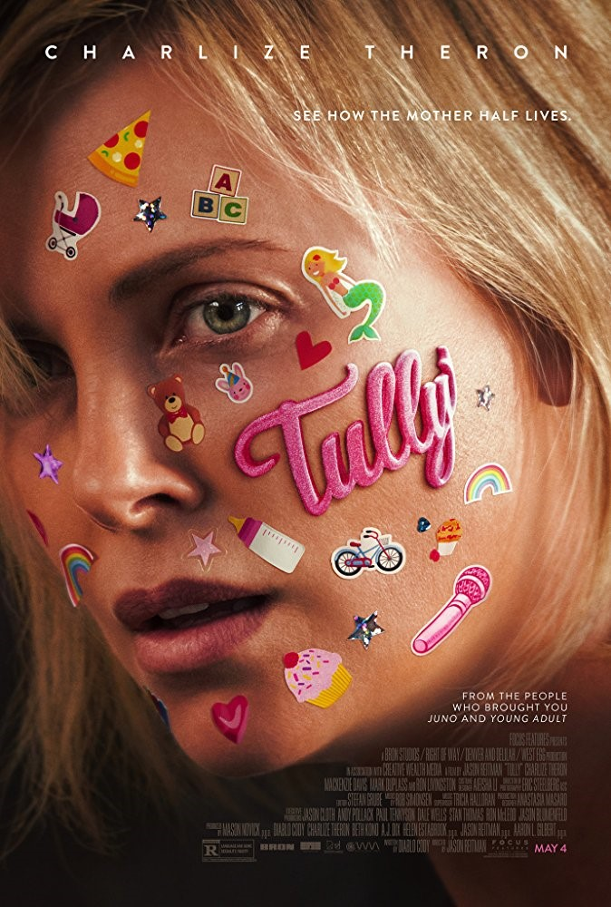 TULLY (15) - 2018 USA 95 min - Croydon Comedy Festival Screening