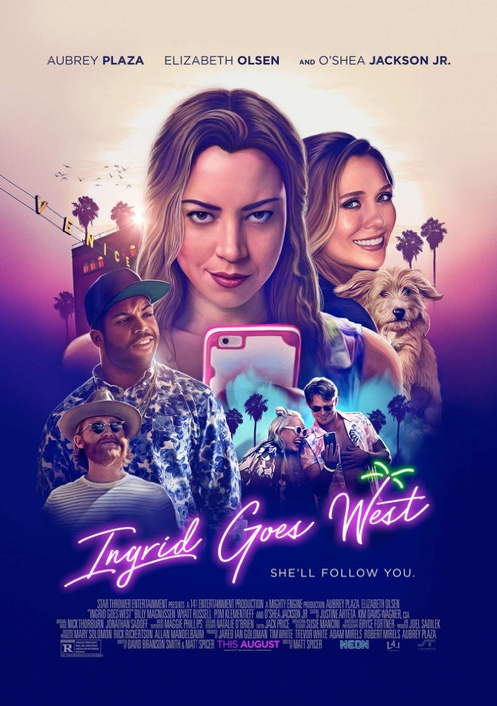 INGRID GOES WEST (15) - 2017 USA 98 min