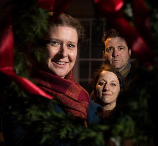 GreenMatthews present A Christmas Carol In Concert at Croydon Folk Club, 10th December