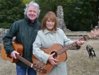 Brian Willoughby and Cathryn Craig at Croydon Folk Club on Monday 27th November