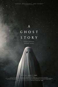 A Ghost Story (2017, USA, Dir: David Lowery, 92 mins, 12A) - Halloween Horror Show