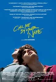 CALL ME BY YOUR NAME (15) - 2017 Italy/USA/Brazil/France 132 min - partially subtitled