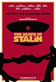 THE DEATH OF STALIN (15) - 2017 UK/France 106 min