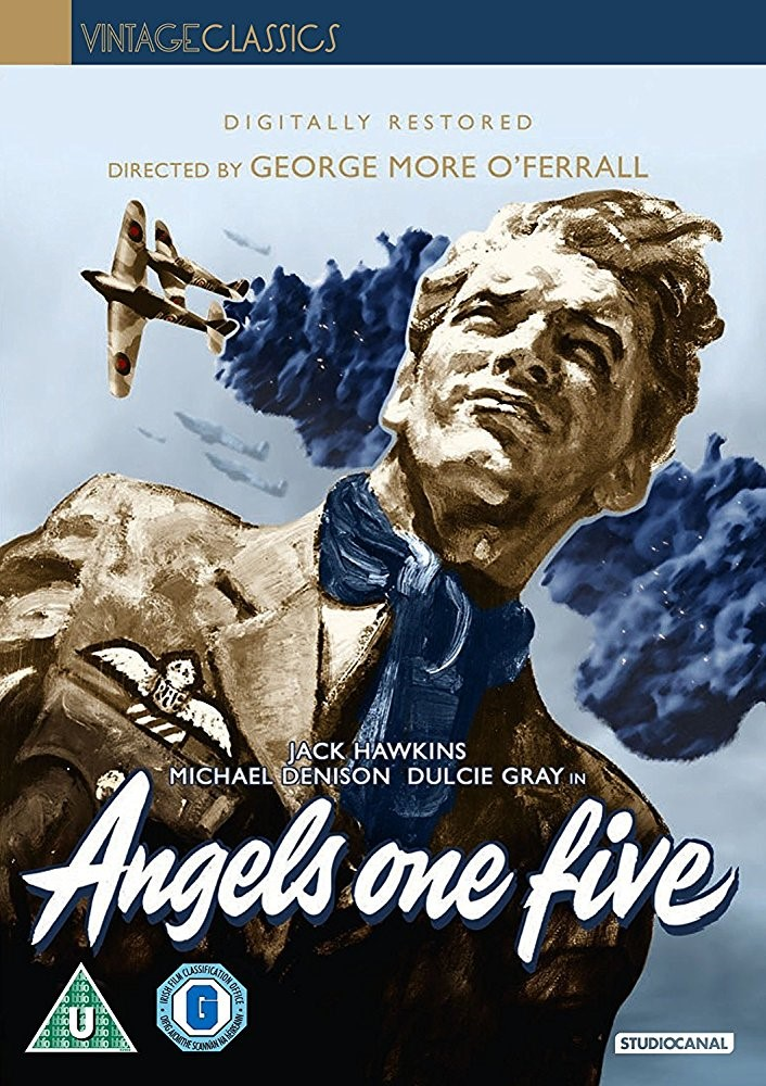 ANGELS ONE FIVE (U) - 1952 UK 98 min - Kenley Revival Project