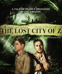 The Lost City of Z (2016, USA, Dir. James Gray, 141 mins, 15) - part subtitled