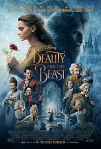 Beauty and the Beast (2017, USA, Dir. Bill Condon, 129 mins, PG)