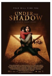 Under The Shadow (2016, UK/Jordan/Qatar/Iran, Dir: Babak Anvari, 84 mins, 15) - subtitled
