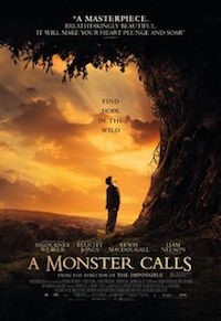 A Monster Calls (2016, Sp/USA/UK/Can, Dir. J. A. Bayona, 108 mins, 12A)