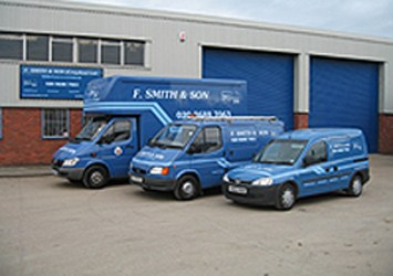 F Smith and Son Removals & Storage