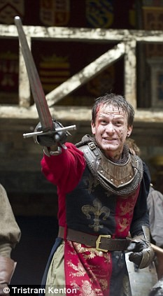 Henry V (2012, UK, 164 mins, U) - Globe Theatre Production, NOTE EARLY STARTS