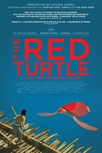 The Red Turtle (2016, Fr/Bel/Japan, Dir. Michael Dudok De Wit, 80 Mins, PG)