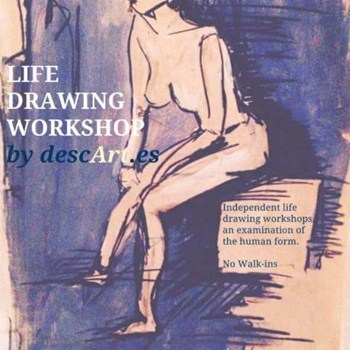 Life Drawing Workshops by descART.es