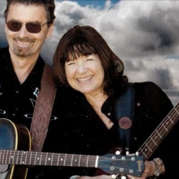 Tran McGillivray and Mike Burke at Croydon Folk Club on Monday Night, 30th September, 8:15