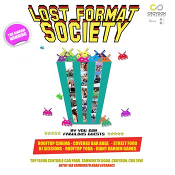 THE GRAND BUDAPEST HOTEL @ The Lost Format Society